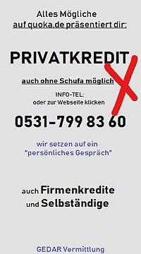 privatkredit quoka